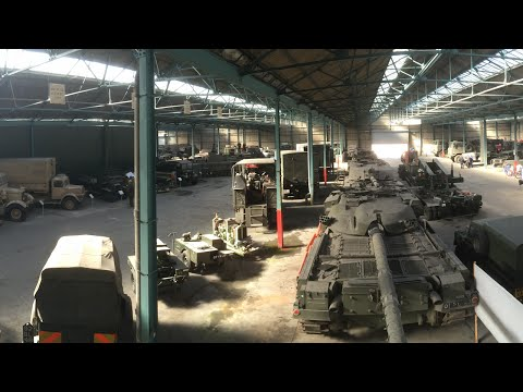 REME Reserve Collection at Bordon