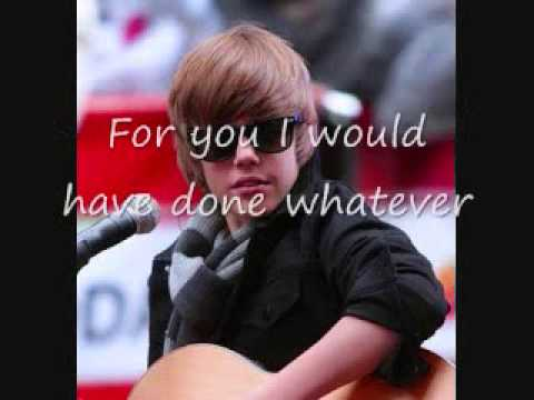 Justin Bieber Baby Ft Ludacris Lyrics (HQ)