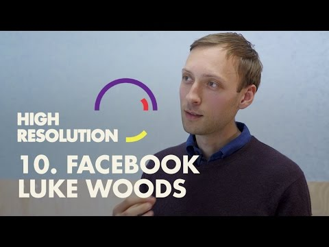 #10: Facebook Head of Design, Luke Woods, on design's true impact and creating for 2 billion people
