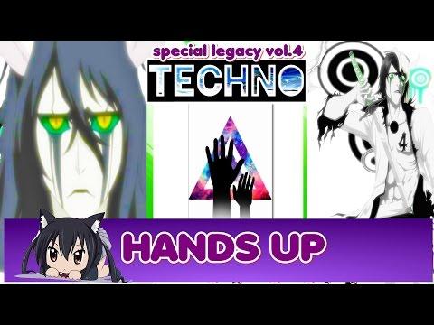 Techno 2015 Hands Up Mix - (AUGUST 2015) MIX #16 HD