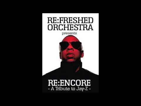 Re freshed Orchestra   Oh My God instru Jay Z