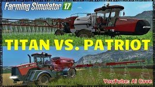 "[""FARMING SIMULATOR 17"", ""FARMING SIMULATOR 17 Case IH"", ""Farming Simulator 17 Titan"", ""Farming Simulator 17 Patriot"", ""Farming Simulator 17 Mods"", ""FARMING SIMULATOR 17 Sprayers"", ""Farming Simulator 17 spreaders"", ""FARMING SIMULATOR 17 Application Equipm"