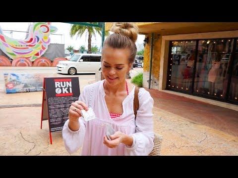 Beach Day & Shopping | Okinawa Vlog 4 | Missy Sue