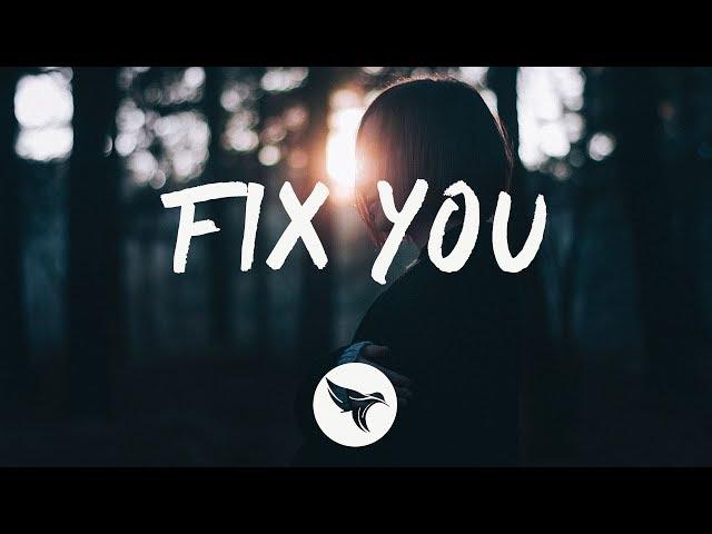 Danny Olson - Fix You (Lyrics) ft. Jadelyn [Coldplay Cover]