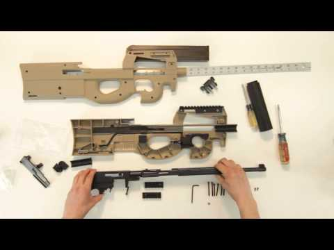 HTA 90/22 Assembly Tutorial - YouTube