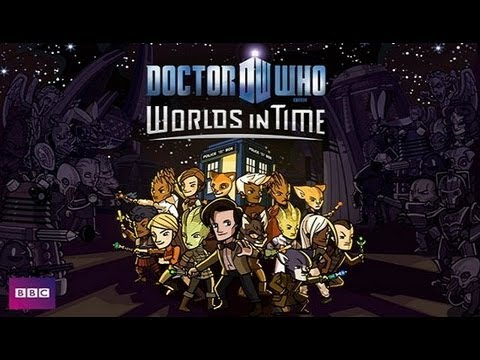 Doctor Who Worlds In Time - MMO Games Online Gameplay By Magicolo