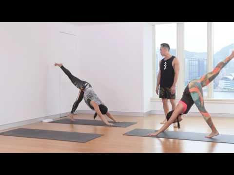 MyPureYoga : Hee Boon - Arm Balance