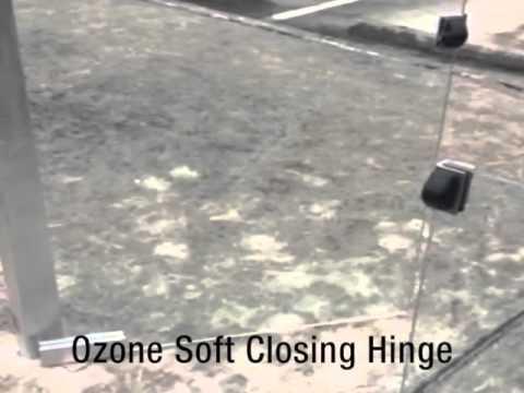 EUROGLASS Australia - Ozone Soft Closing Hinge