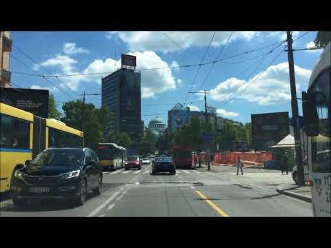 Belgrade, Serbia 2017 II City Tour II Stadtrundfahrt II