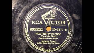 Johnny Tyler 78RPM - New Pretty Blonde (New Jole Blon)