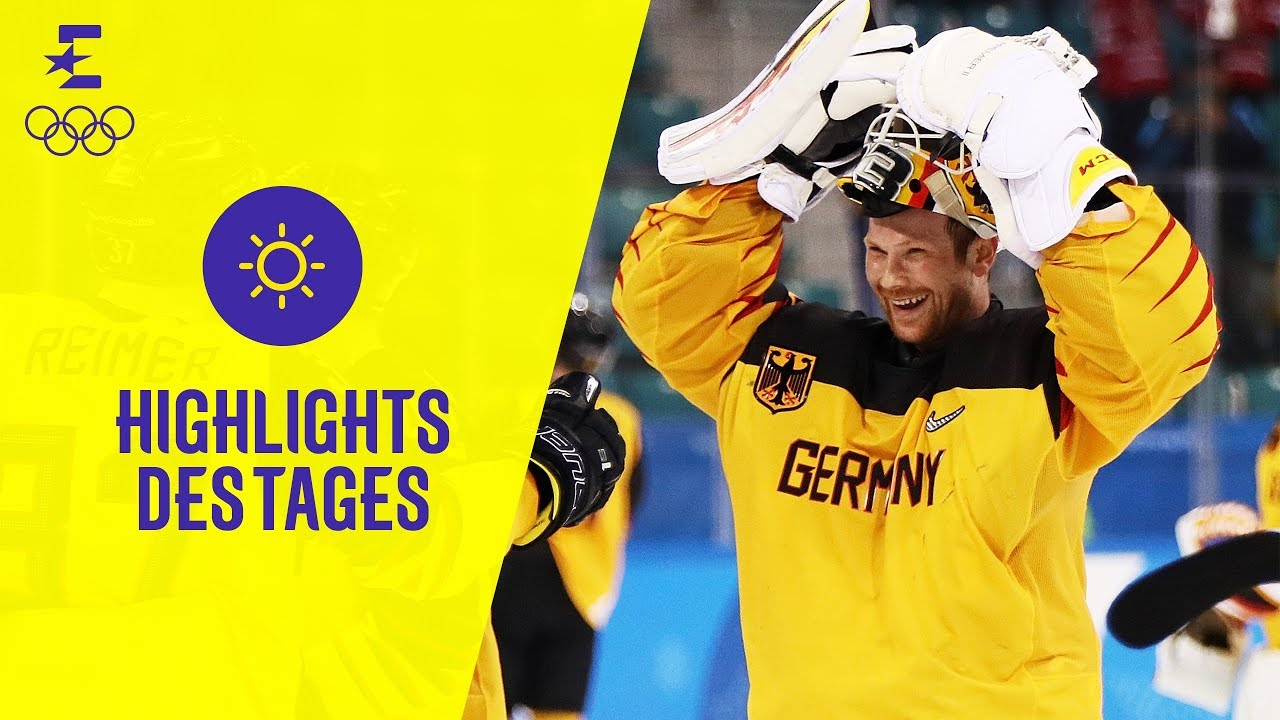 Eurosport Eishockey Deutschland Schweden