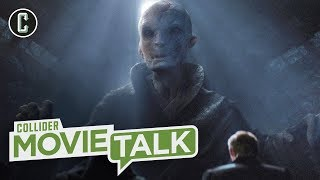 Snoke's Backstory Exists Says Andy Serkis with Guest Michael Rapaport - Movie Talk