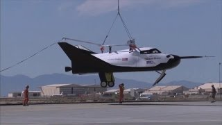 Dream Chaser Spacecrft in Captive Carry Test | Sierra Nevada Corp.| NASA Space Science