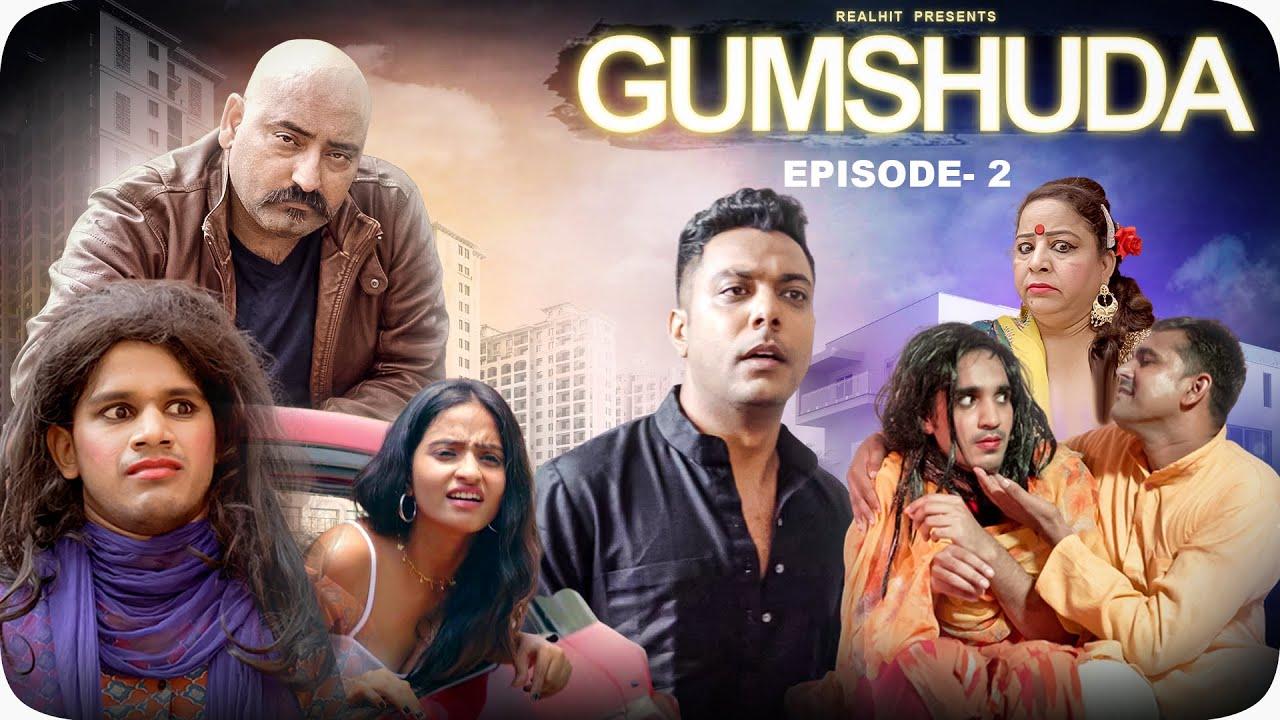 Download Gumshuda Episode 02 | RealHit