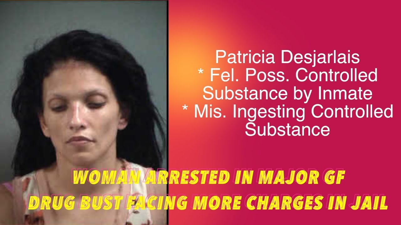 Woman Tagged In Major GF Drug Bust Facing More Charges In