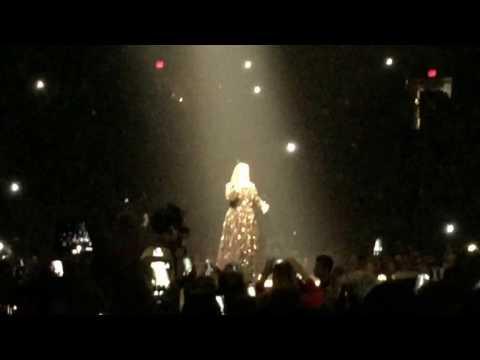 Adele - Hello - (added ending)- Phoenix AZ  August 16, 2016
