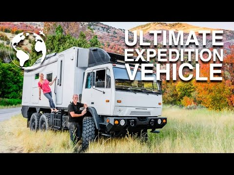 The ULTIMATE ADVENTURE VEHICLE