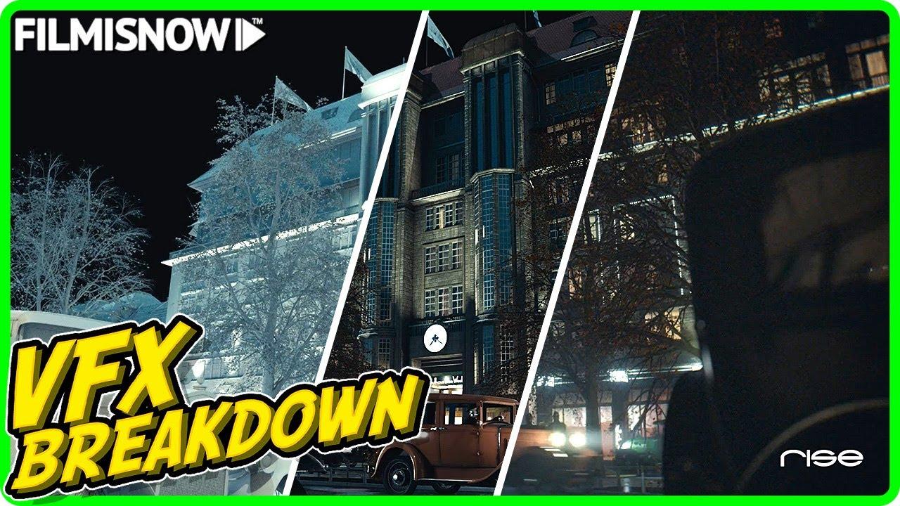 BABYLON BERLIN - Season 3 | VFX Breakdown by Rise FX (2020)