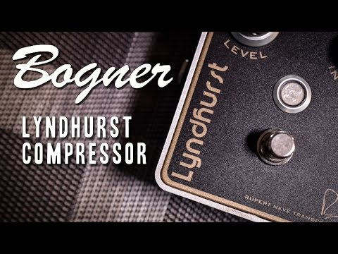 Bogner Lyndhurst - Review (also with Bass)