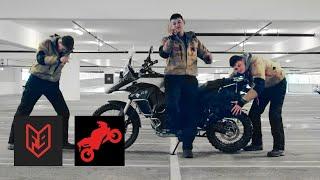 Как Правильно Обкатывать Новый Мотоцикл [FortNine]
