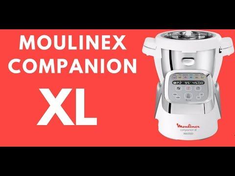 moulinex companion xl robot cuiseur pour toute la famille youtube. Black Bedroom Furniture Sets. Home Design Ideas