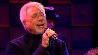 Tom Jones - Elvis Presley Blues - RTL LATE NIGHT