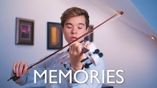 Download Maroon 5 - Memories - Cover (Violin)