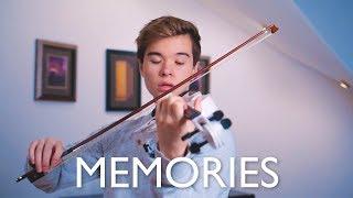 Maroon 5 Memories Cover Violin