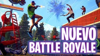 NUEVO BATTLE ROYALE! Radical Heights