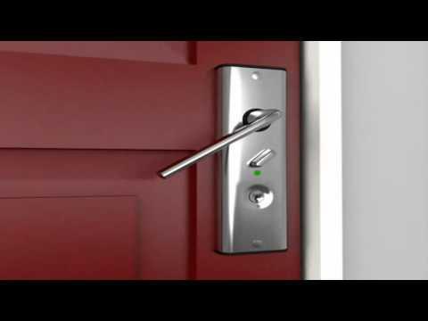 Mechanical Electronic Keyless Entry Locksets by Lockwood Australia