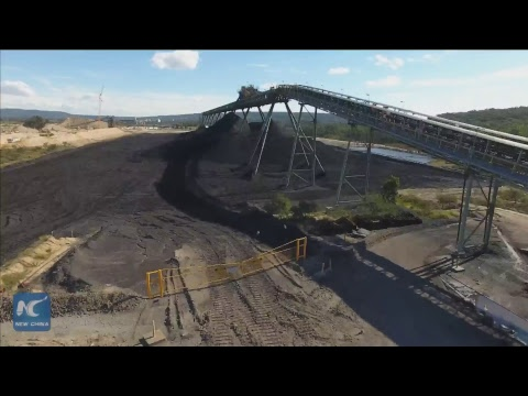 China-Australia Clean Coal Cooperation: Live From Yancoal Mine In NSW (Part II)