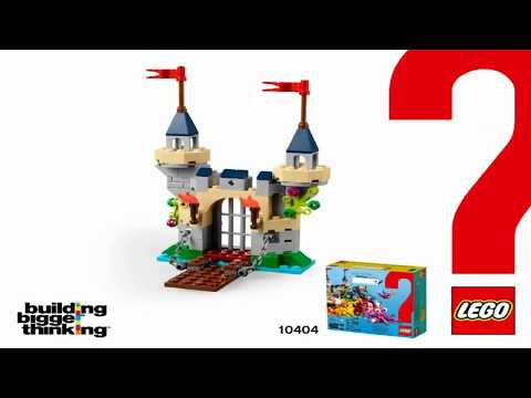 LEGO Brand Campaign Products OCEAN'S BOTTOM Castle 10404
