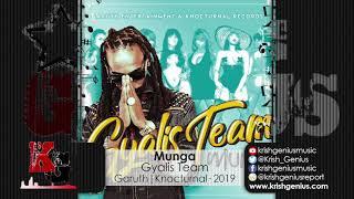 Munga Honorable - Gyalis Team (Official Audio 2019)