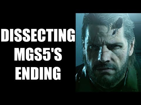 Why Metal Gear Solid 5's Ending Is Unparalleled
