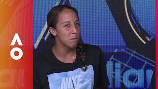 Madison Keys drops by the AO studio | Australian Open 2018