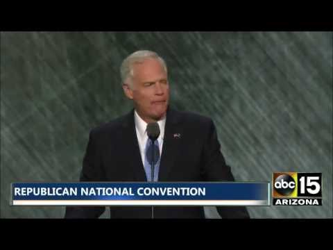 FULL SPEECH: U.S. Senator Ron Johnson - Republican National Convention