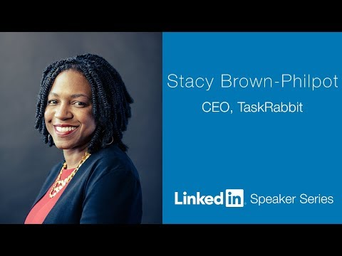 LinkedIn Speaker Series: Stacy Brown-Philpot