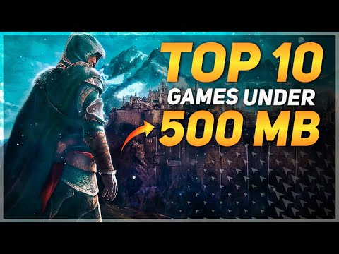 ToP 10 PC Games Under 500MB (High Graphic) 2021 thumbnail