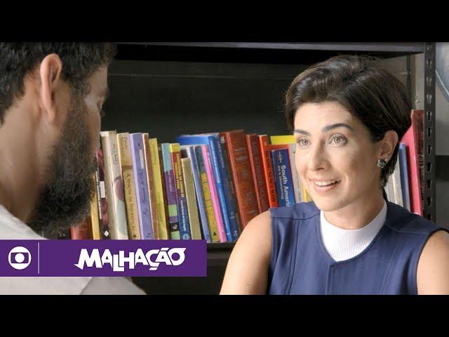 Malhação - Vidas Brasileiras: capítulo 250 da novela, segunda, 25 de fevereiro, na Globo