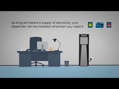 Waterlogic Water Dispenser Installation