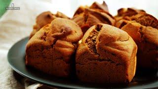 Vegan Mocha Pound Cake : 비건 모카…