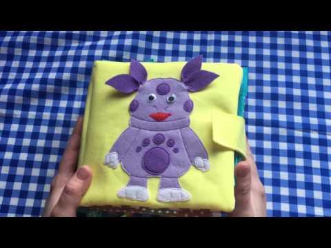 Книжка малышка для Миши [14](г.Белць)
