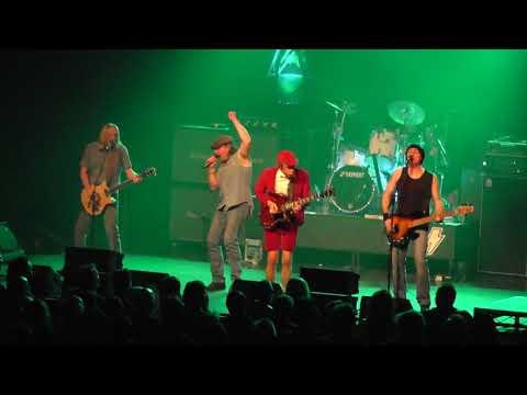 Dirty DC live 2014 at Assembly halls Tunbridge wells