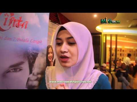 MiG Online   Interview Promo   Shima Anuar Doa Selamat 7 Petala Cinta