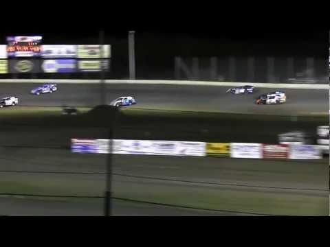 USMTS @ Deer Creek Speedway Hunt Race #13 B-Main #3   9-1-2012
