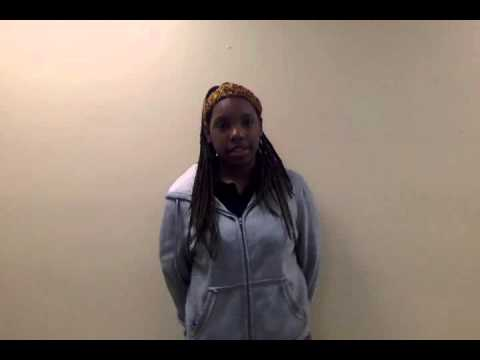 Samaja Smith, 10th grade, Algiers Technology Academy