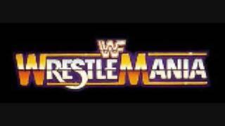 WWF Classic Wrestlemania Theme