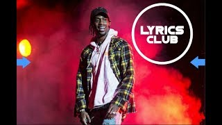 Miguel ft. Travis Scott - Sky Walker - Lyrics by LyricsClub