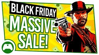 7 IMMENSE BLACK FRIDAY XBOX DEALS For Everyone This Year!