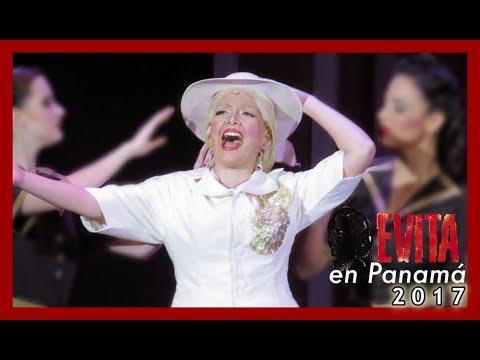 EVITA EL MUSICAL | Panamá, 2017 |Stephanie Carreira